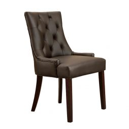 Sultan Dining chair Litch Brown