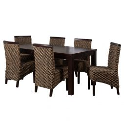 7PC Tikka & New Molina Dining Set