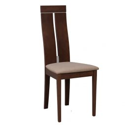 E026 Dining chair Beige