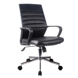 EXECUTIVE VISITOR CHAIR OF558BLACK