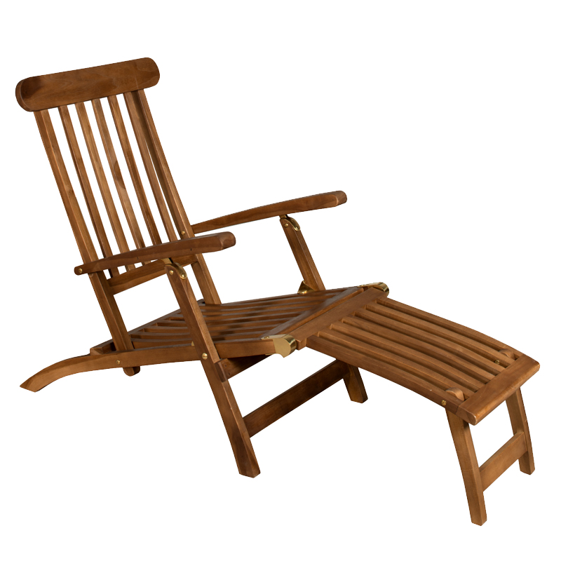 Steamer Teak Deck Chair