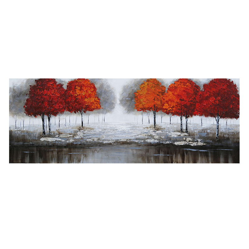 Art Zq - Mystic Trees 50x150